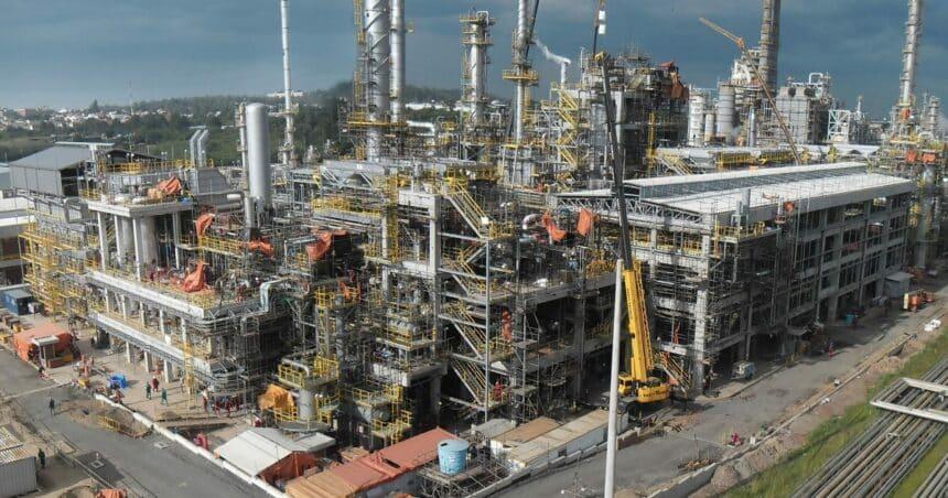Petrobras – refinaria – Rio Grande do Sul