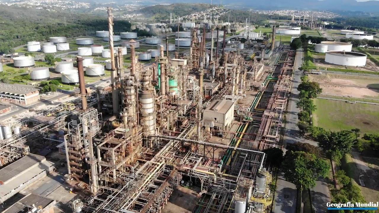 Refinaria – Petrobras – Minas Gerais