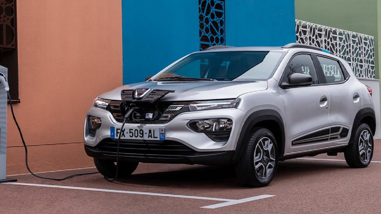Renault - Kwid - carro elétrico - Renault Kwid - JAC-E-JS1