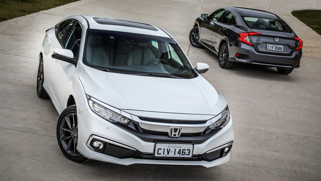 Corolla - Honda - multinacional - Honda civic - Toyota corolla