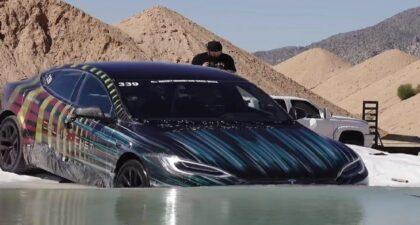 Tesla Model S Plaid - Tesla - carro elétrico mais rápido do mundo -