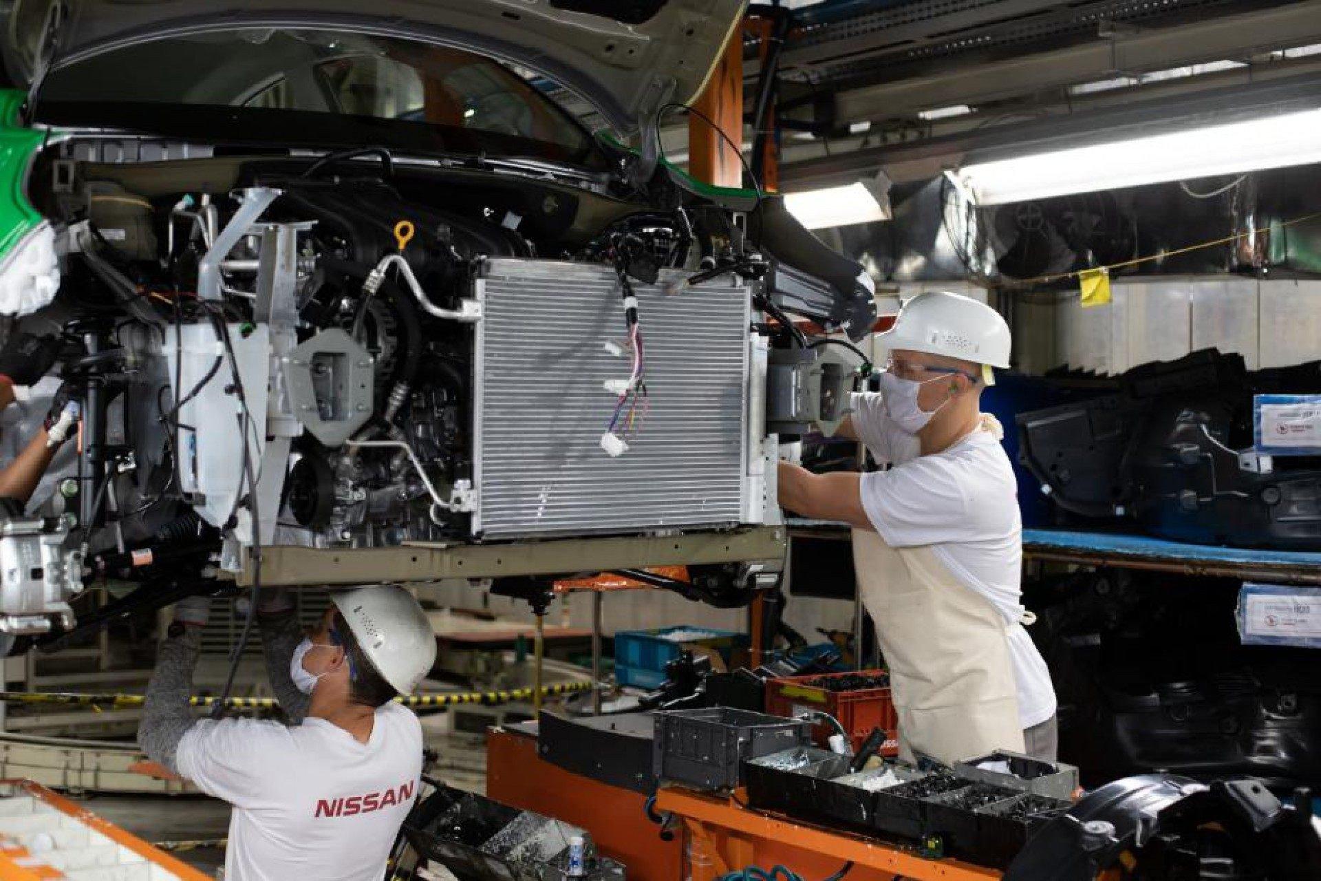 Emprego – estágio – Nissan