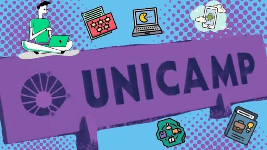 Unicamp - EAD - cursos gratuitos online - vagas - qualificação profissional