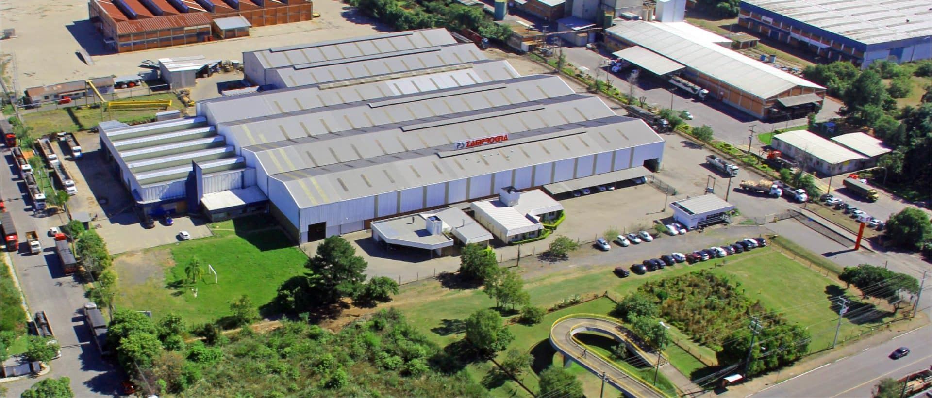 Fábrica – produção – Rio Grande do Sul