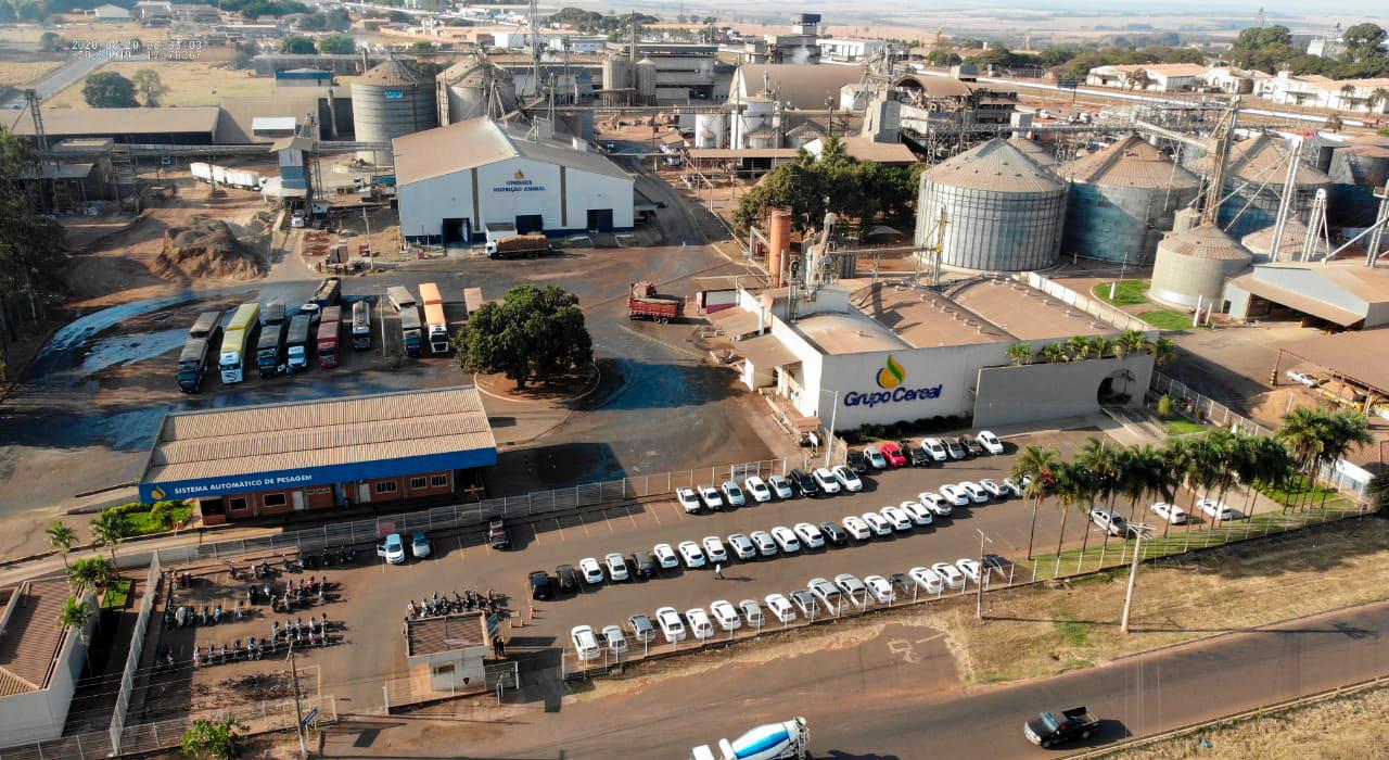 Usina – biodiesel – Goiás