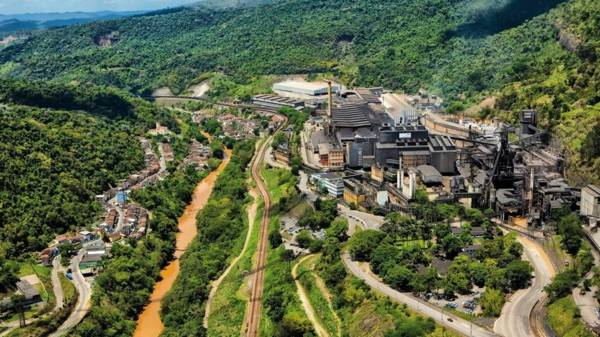 ArcelorMittal – Minas Gerais – investimentos