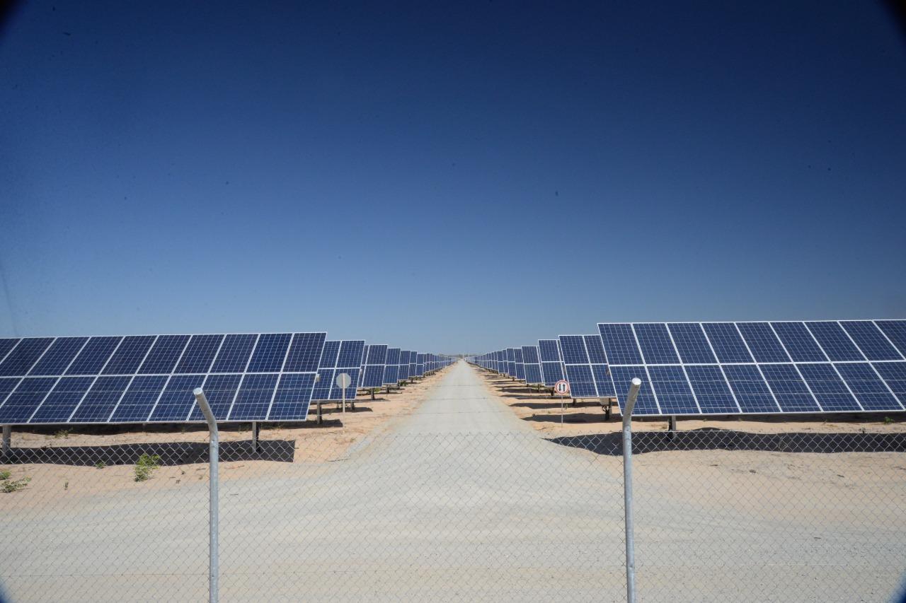 Usina – energia solar – Paraíba – empregos