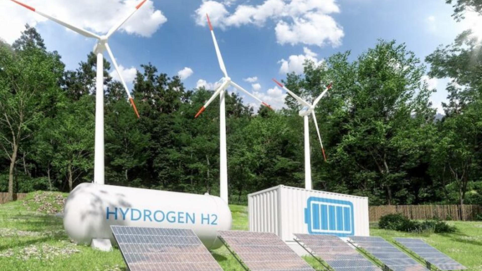 Ceará – usina – hidrogênio verde – construção