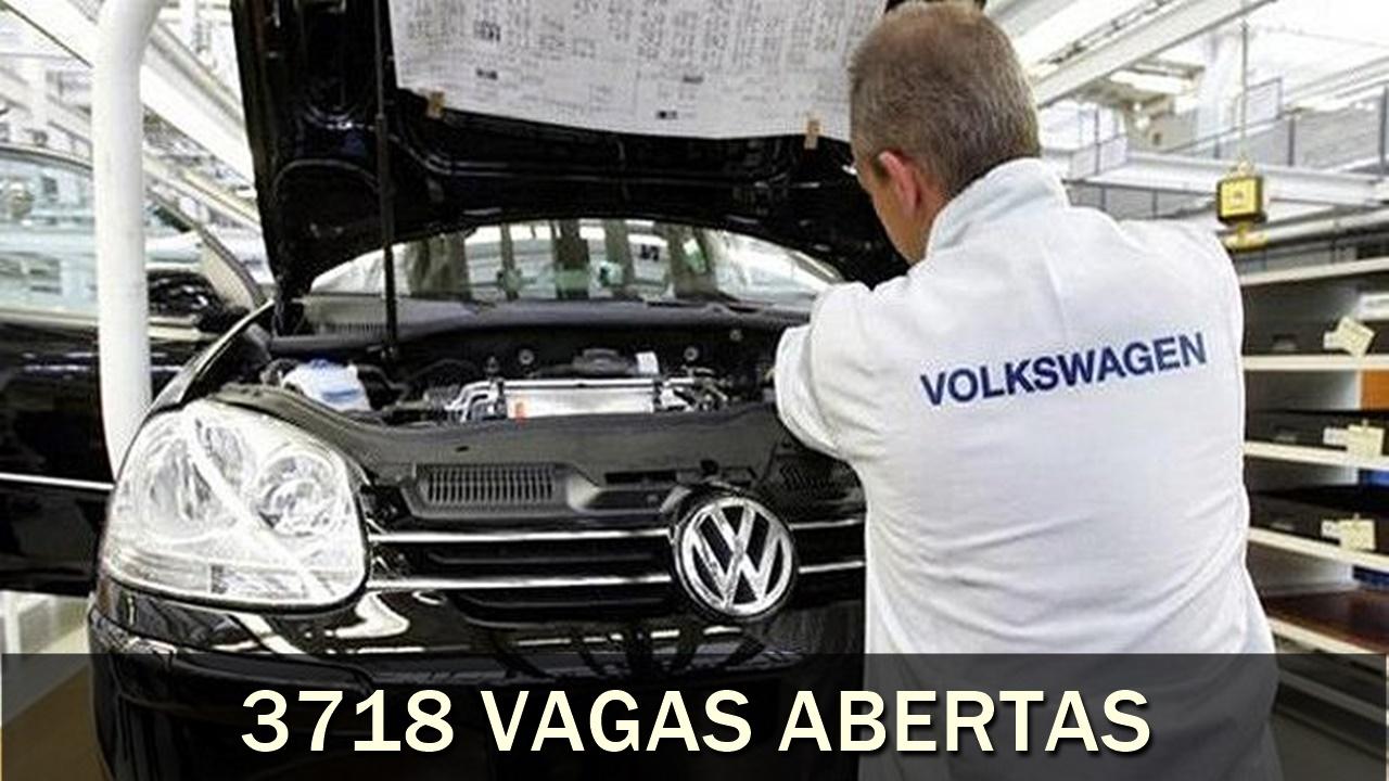 volkswagen - senai - cursos - carretas - pr - qualificação profissional - cursos gratuitos