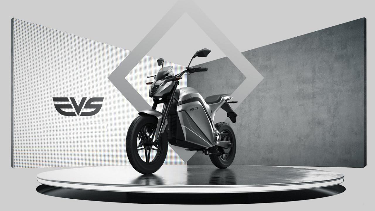 Voltz - motos elétricas - baterias - startup