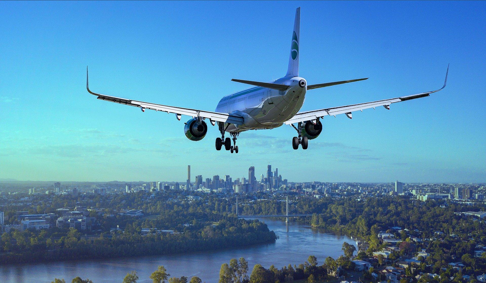 combustível aviação meio ambiente ambiental