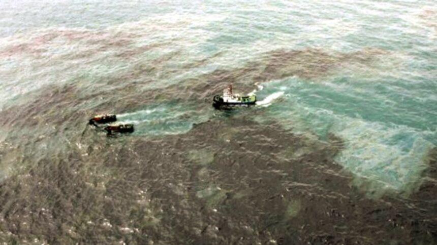 vazamento de petróleo - offshore - petroleiras - óleo ecológico